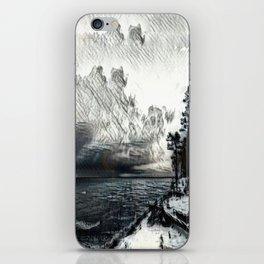 Isolation iPhone Skin