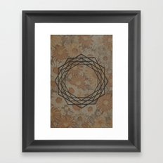 Geometrical 008 Framed Art Print