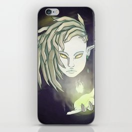 Dead Man Witch iPhone Skin