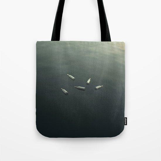 Floating still life Tote Bag