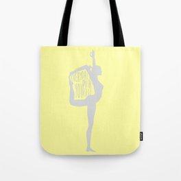 Lovin' Yoga III Tote Bag