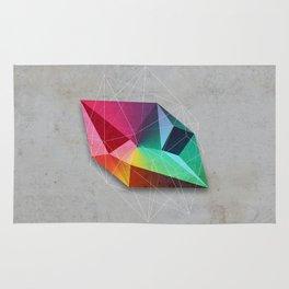 Mineral Geometry #1 Rug