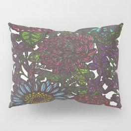 Lydia Flowers Pillow Sham