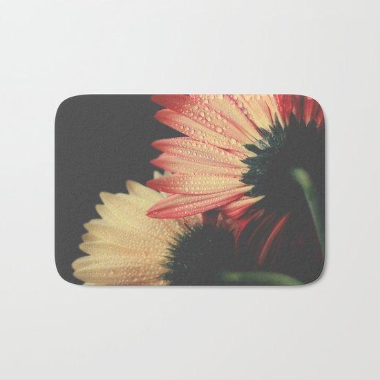 flowers III Bath Mat