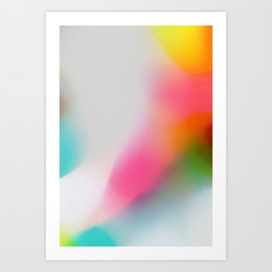 Changing the Rain 02. Art Print