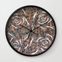 Land_Spirits#7_GeoffSellman Wall Clock