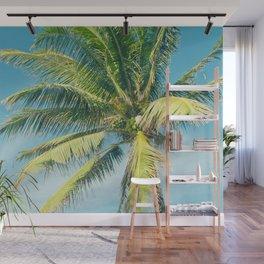 Hookipa Palm Dreams Wall Mural