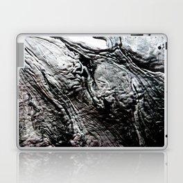 Black Lava Laptop & iPad Skin