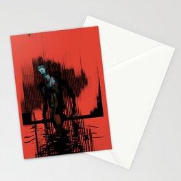 Transcendence #1 FIESTA color Stationery Cards