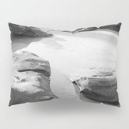 Rugged Rocks at Beach Pillow Sham