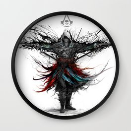 assassins creed Wall Clock
