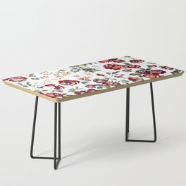 Roses Rouge Coffee Table