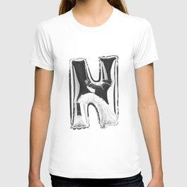 Letter N T-shirt