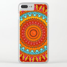 Tessarae Clear iPhone Case