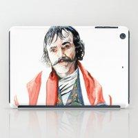 bill iPad Cases featuring bill by Brian Vasquez