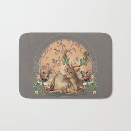 Deer Dandy Bath Mat