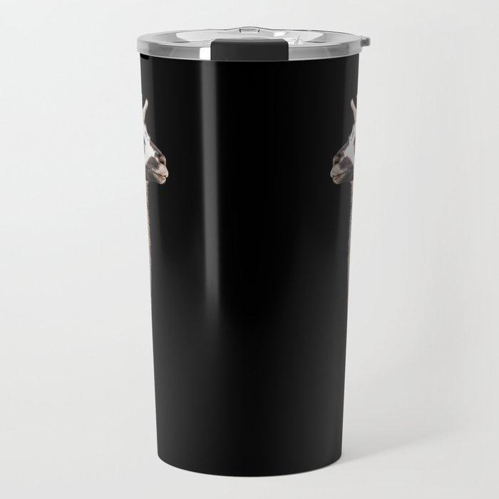 LAMA ( LLAMA) Travel Mug