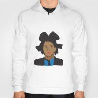 basquiat Hoodies featuring Basquiat by John Sailor