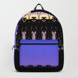 Sunset in Indonesia Backpack