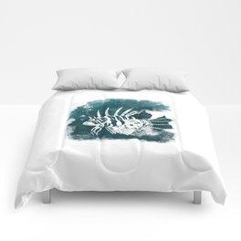 Feuerfisch Comforters