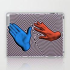 Crash Hand Laptop & iPad Skin