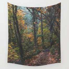 Leaf a Trail Wall Tapestry
