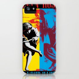 guns n roses album 2020 ansel1 iPhone Case