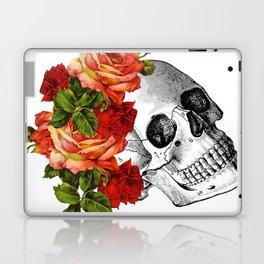 Dia De Los Muertos Sugar Skull Laptop & iPad Skin