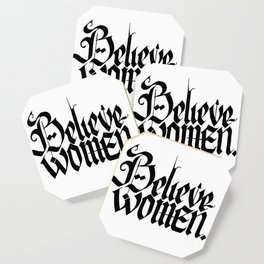 Believe Women Coaster