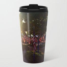 American Sunset  Travel Mug