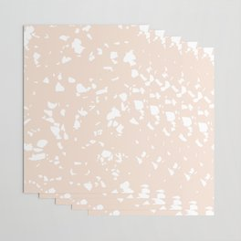 Terrazzo Taupe Wrapping Paper