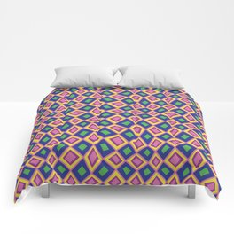 Diamonds are Forever-Crayon Colors Comforters