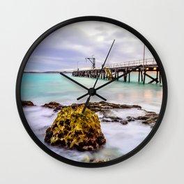 Vivonne Bay lone Rock Wall Clock
