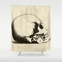 fig Shower Curtains featuring Fig 1.2 by Steal This Art