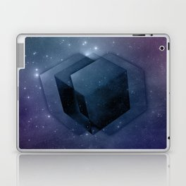 Space Cube Laptop & iPad Skin