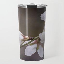spring cherry blooms Travel Mug