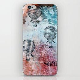 Soar iPhone Skin