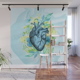 Rest Your Heart Here, Dear Wall Mural