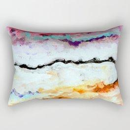 Agitation Inverted Rectangular Pillow