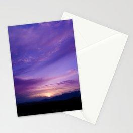 SW Mountain Sunrise - 7 Stationery Cards
