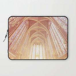 Saint Chapelle Paris Laptop Sleeve