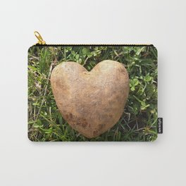 Heart Shaped Potato Carry-All Pouch