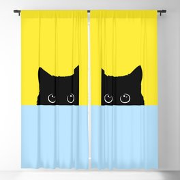 Kitty Blackout Curtain