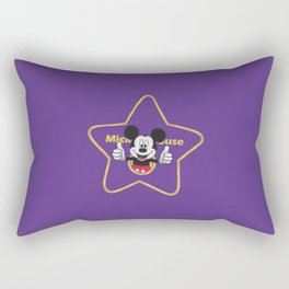 Walk of Fame Rectangular Pillow