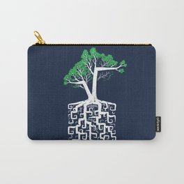 Square Root Carry-All Pouch