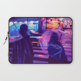Tokyo Nights / The Crossing / Liam Wong Laptop Sleeve