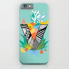 Vegan Fruit Bowl  Slim Case iPhone 6s