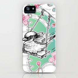 Elastic Heart iPhone Case