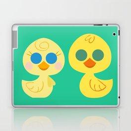 Rosie & Ruddy Ducky Laptop & iPad Skin