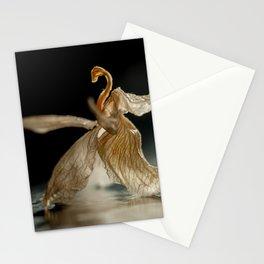 Ballet dancer 2 Stationery Cards